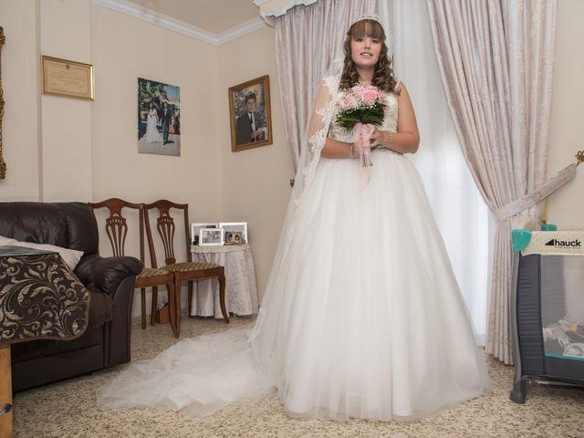 La boda de Yolanda y Omar en Lora De Estepa, Sevilla 8