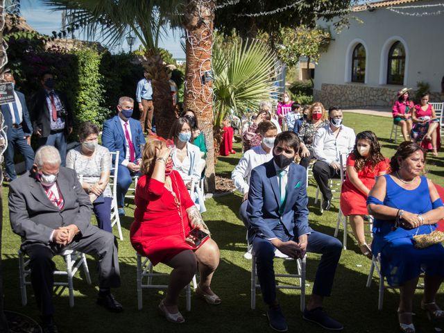 La boda de Yolanda y Omar en Lora De Estepa, Sevilla 15