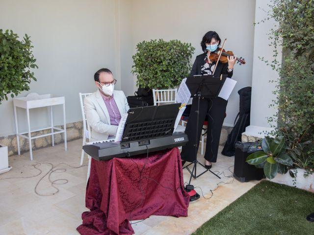 La boda de Yolanda y Omar en Lora De Estepa, Sevilla 17