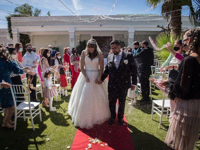 La boda de Yolanda y Omar en Lora De Estepa, Sevilla 19