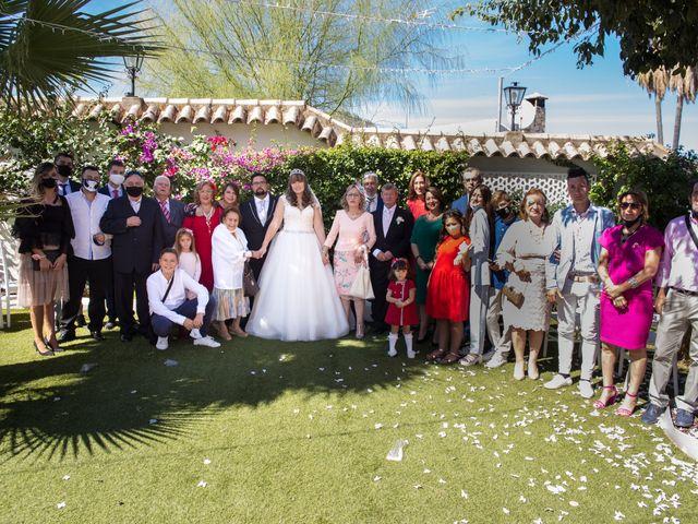 La boda de Yolanda y Omar en Lora De Estepa, Sevilla 21
