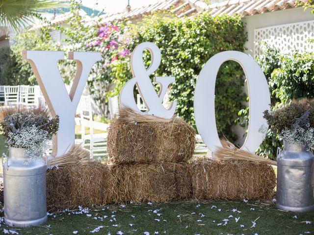 La boda de Yolanda y Omar en Lora De Estepa, Sevilla 22