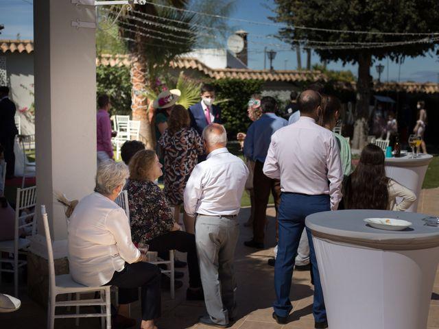 La boda de Yolanda y Omar en Lora De Estepa, Sevilla 23