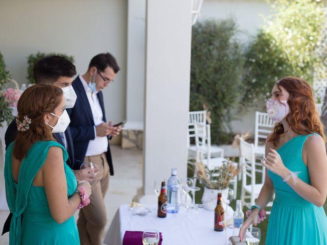La boda de Yolanda y Omar en Lora De Estepa, Sevilla 25