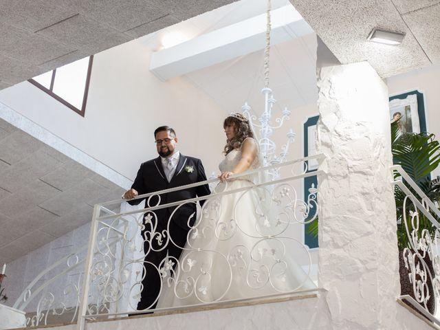 La boda de Yolanda y Omar en Lora De Estepa, Sevilla 27