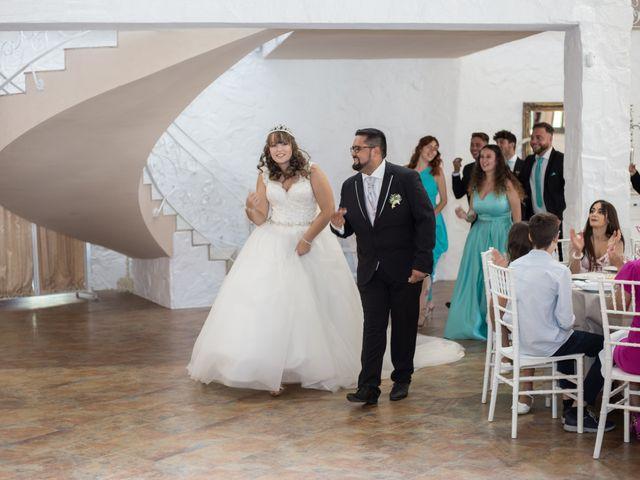 La boda de Yolanda y Omar en Lora De Estepa, Sevilla 28