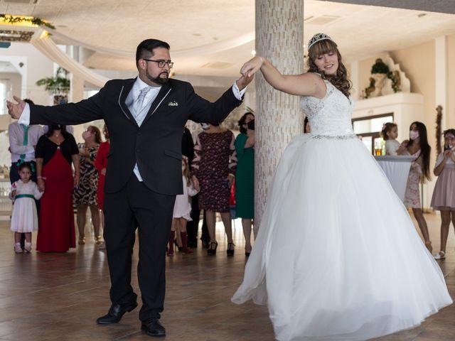 La boda de Omar y Yolanda