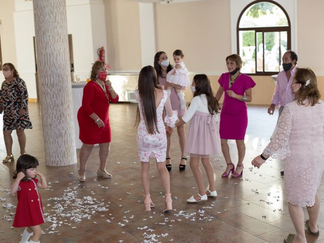 La boda de Yolanda y Omar en Lora De Estepa, Sevilla 35