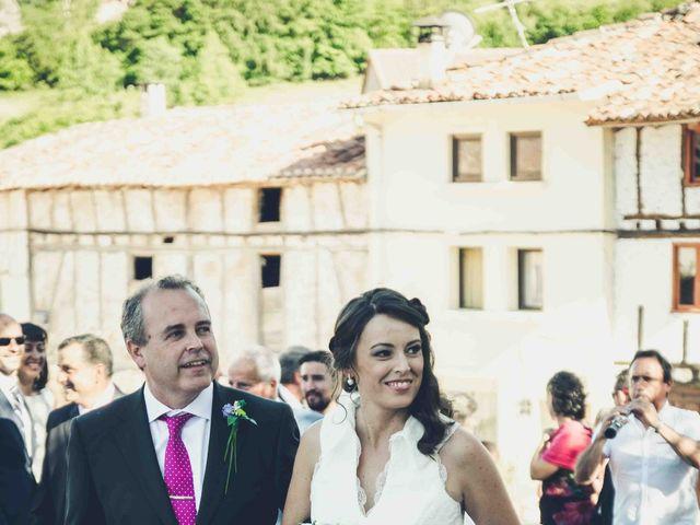 La boda de Gustavo y Maria José en Fresneda De La Sierra Tiron, Burgos 14