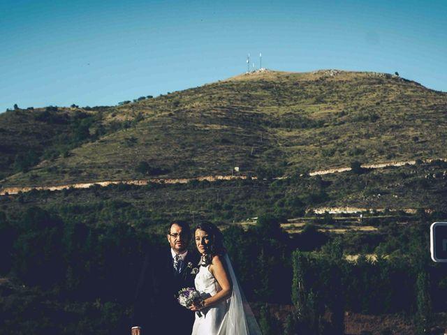 La boda de Gustavo y Maria José en Fresneda De La Sierra Tiron, Burgos 20