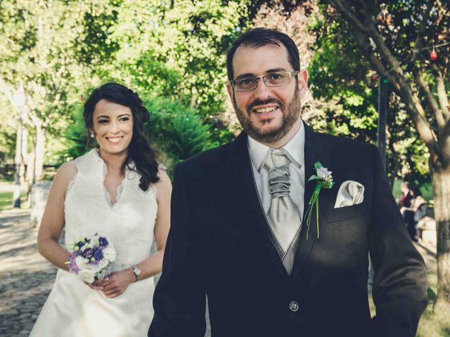 La boda de Maria José y Gustavo