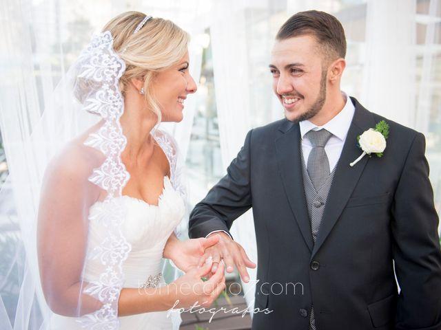 La boda de Akoran y Yessica  en Santa Cruz De Tenerife, Santa Cruz de Tenerife 1