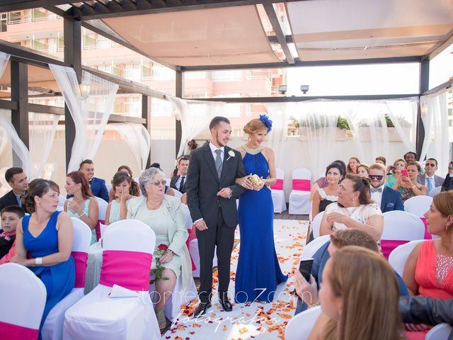 La boda de Akoran y Yessica  en Santa Cruz De Tenerife, Santa Cruz de Tenerife 10
