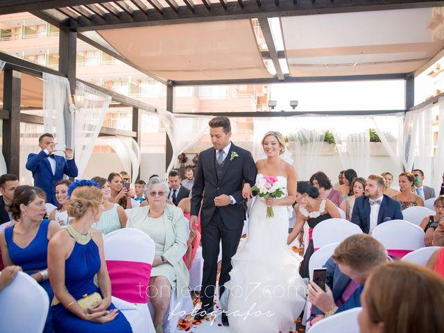 La boda de Akoran y Yessica  en Santa Cruz De Tenerife, Santa Cruz de Tenerife 12