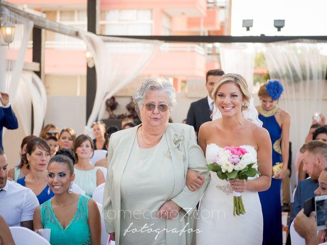 La boda de Akoran y Yessica  en Santa Cruz De Tenerife, Santa Cruz de Tenerife 13