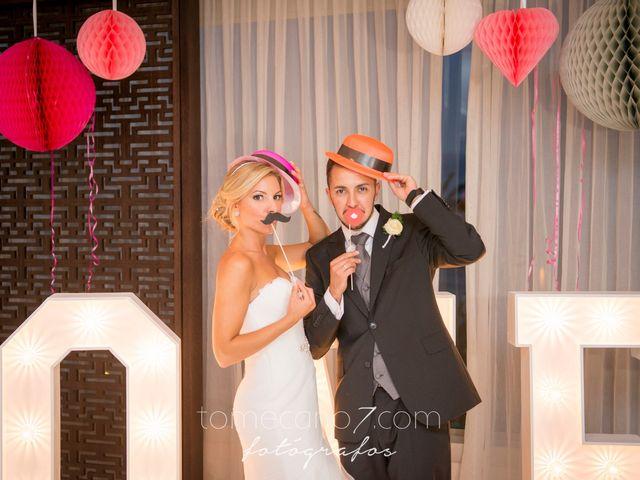 La boda de Akoran y Yessica  en Santa Cruz De Tenerife, Santa Cruz de Tenerife 20