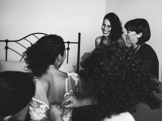 La boda de Ignasi y Marta en Viladrau, Girona 7