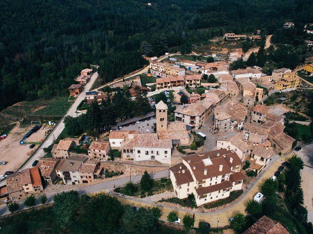 La boda de Ignasi y Marta en Viladrau, Girona 13