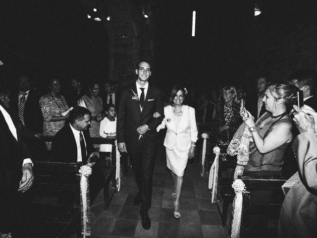 La boda de Ignasi y Marta en Viladrau, Girona 15