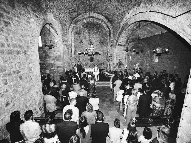 La boda de Ignasi y Marta en Viladrau, Girona 17
