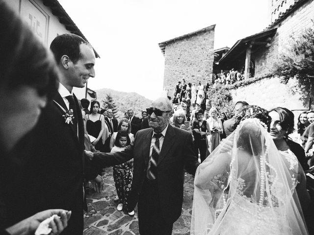 La boda de Ignasi y Marta en Viladrau, Girona 22