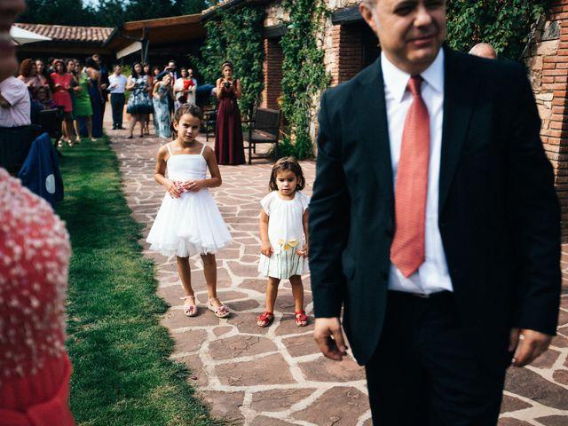 La boda de Ignasi y Marta en Viladrau, Girona 28