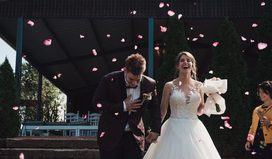 La boda de Sergio y Anna en Prats De Lluçanes, Barcelona