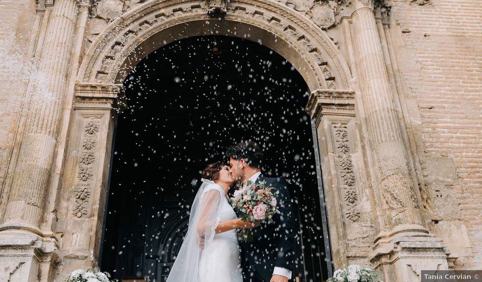 La boda de Javi y Eva en Granada, Granada