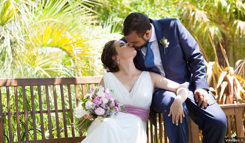 La boda de Yeray y Mar en Guadarrama, Madrid