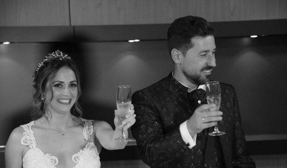 La boda de Francis  y Cristina en Jaén, Jaén
