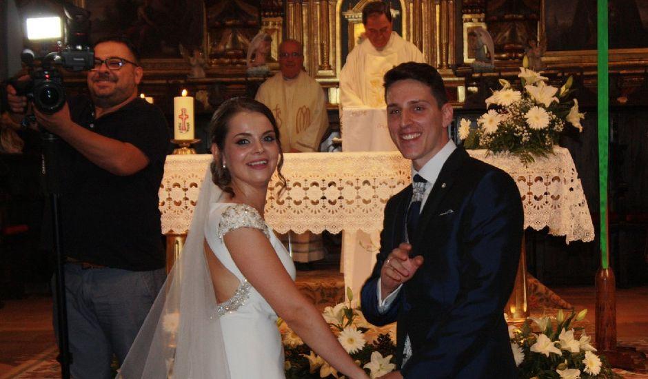 La boda de Kiko y Soraya  en Santa Maria De Los Llanos, Cuenca