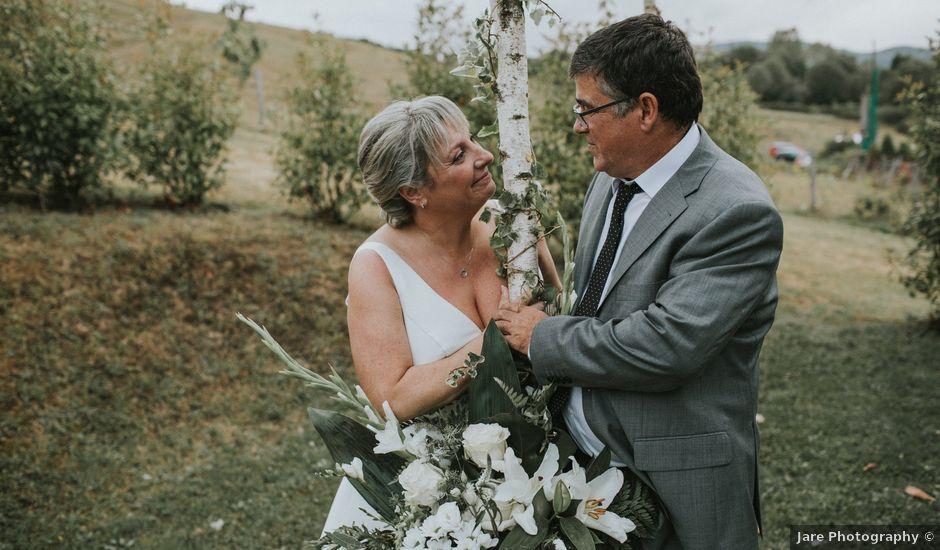 La boda de Toño y Pilar en Quejana, Álava