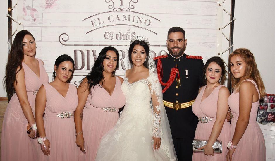 La boda de Fran y Toñy en Cádiz, Cádiz