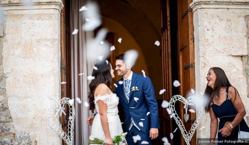 La boda de Ricardo y Jenifer en Inca, Islas Baleares