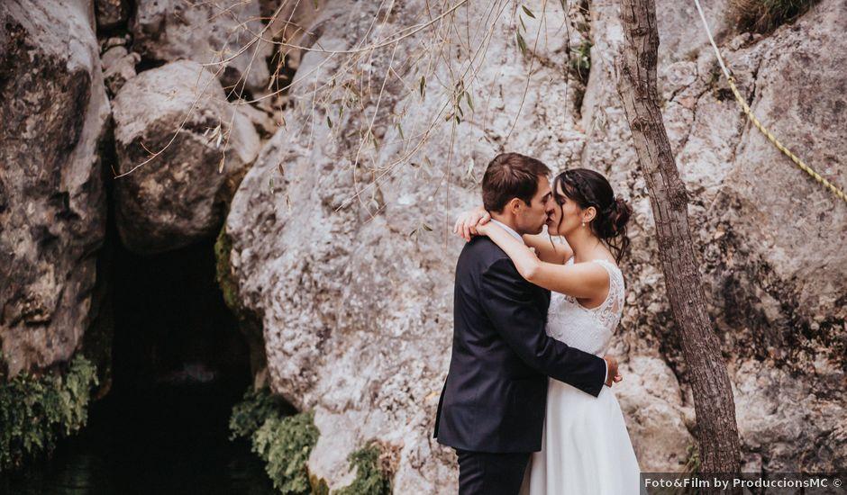 La boda de Oriol y Marta en La Nou De Bergueda, Barcelona