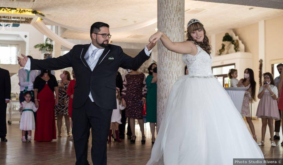 La boda de Yolanda y Omar en Lora De Estepa, Sevilla