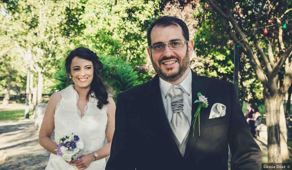 La boda de Gustavo y Maria José en Fresneda De La Sierra Tiron, Burgos