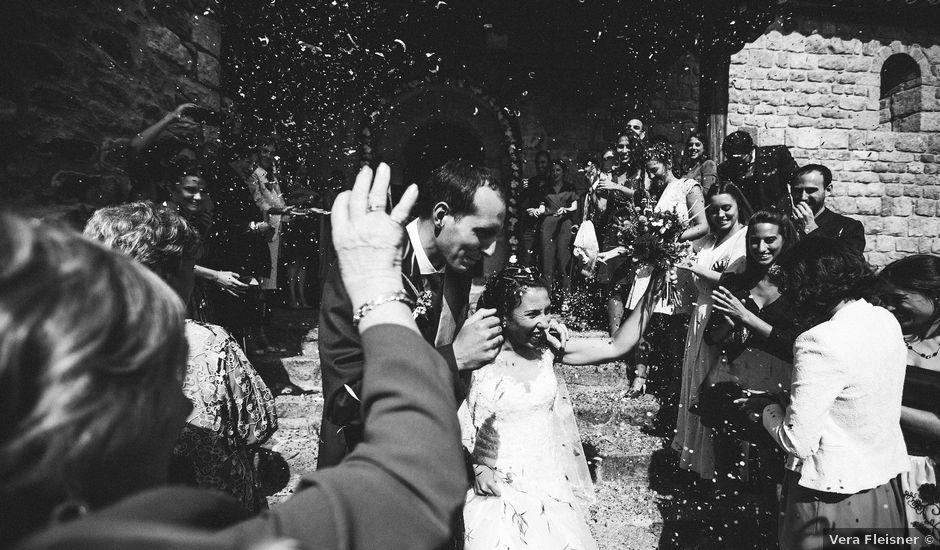 La boda de Ignasi y Marta en Viladrau, Girona