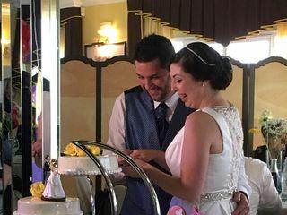 La boda de Johanna y Sergio 1