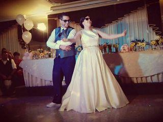 La boda de Johanna y Sergio