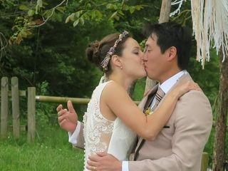 La boda de Iris y Dong Gu  2