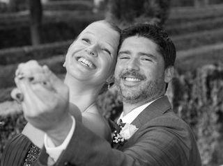 La boda de Christine y Eugenio