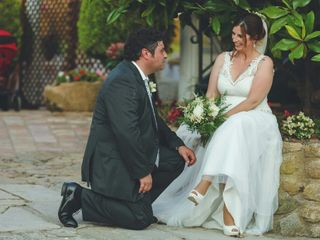 La boda de Clara y Josep M.