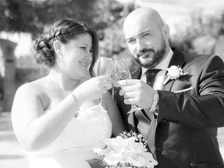 La boda de Estefanía y Antonio