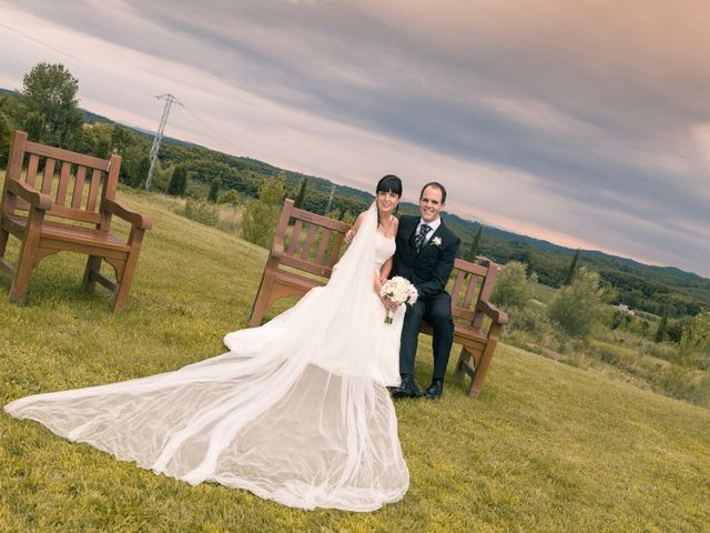 La boda de Anna y Francesc
