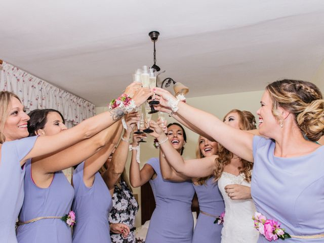 La boda de david y ana en Sevilla, Sevilla 6