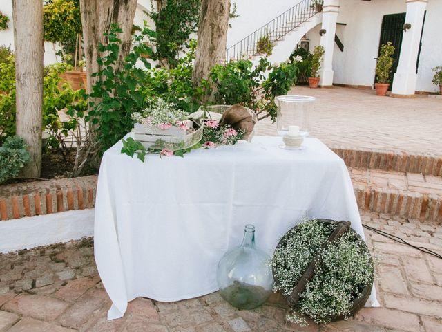 La boda de david y ana en Sevilla, Sevilla 11