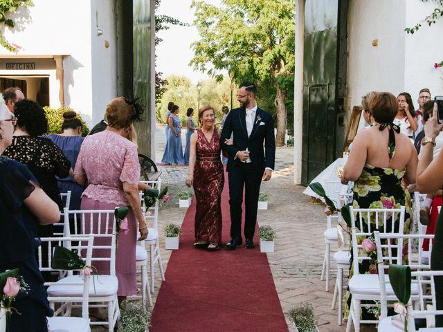 La boda de david y ana en Sevilla, Sevilla 12
