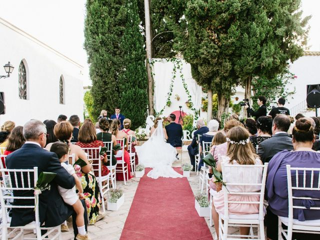La boda de david y ana en Sevilla, Sevilla 14