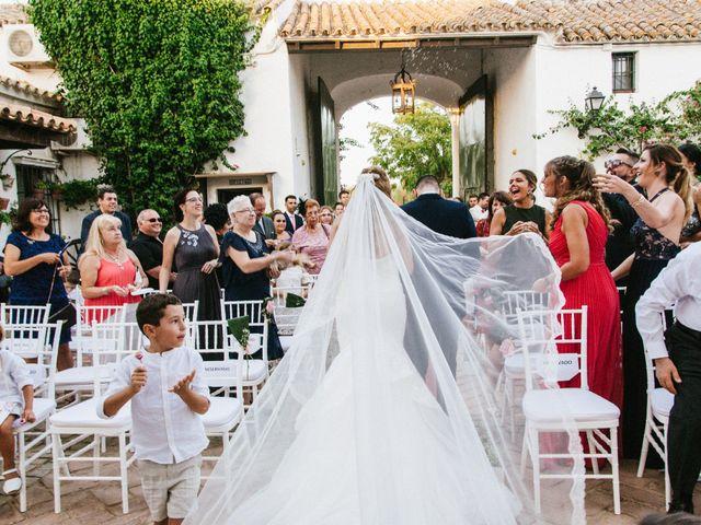 La boda de david y ana en Sevilla, Sevilla 15